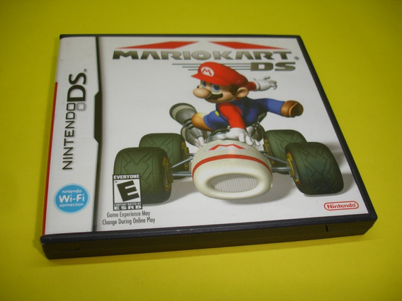 Nintendo Mario Kart Ds Original Na Caixa E Manual