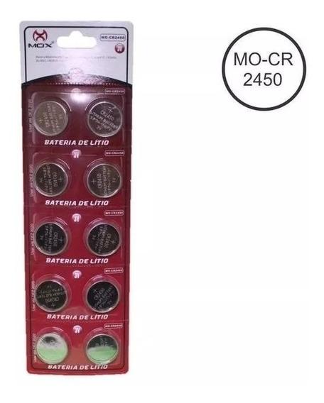 Bateria Cr2450 - Pack 2 Unidade