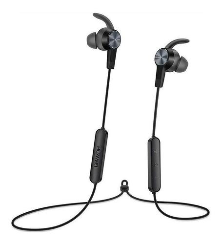 Imagen 1 de 4 de Audífonos inalámbricos Huawei Lite AM61 negro