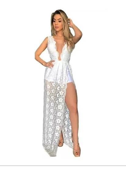 Vestido Longo De Festa Que Vira Macacão E Saída De Praia Vestido Para Madrinha De Casamento Tamanho P M G