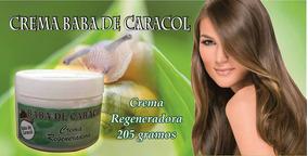 Crema De Baba De Caracol. 3 Cremas 205g. Promoción