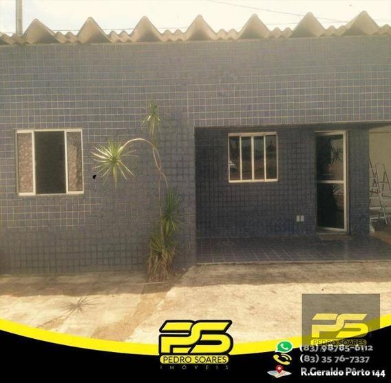 Área Para Alugar Por R$ 7.500/mês - Cabedelo/pb - Ar0015