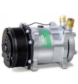 Compressor Sanden - 5h14 Para Adaptações Sprinter/vans