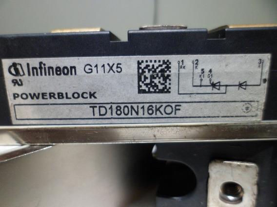 Scr Thyristor Td180n16kof -180amp.1600volts