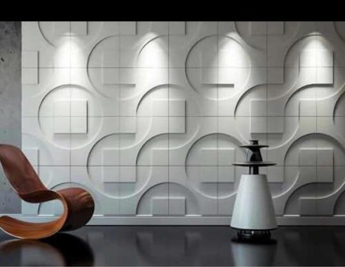 Paneles Decorativos 3d Modelo Loft