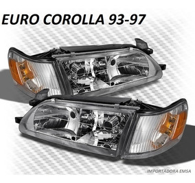 Focos Euros Toyota Corolla 93-98 ,jdm , Oferta