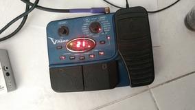 Pedaleira Behringer X V-amp + Fonte