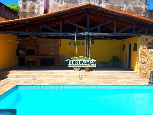 Casa À Venda, 200 M² Por R$ 900.000,00 - Vila Galvão - Guarulhos/sp - Ca0378