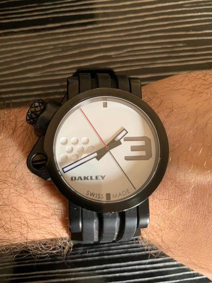 Relógio Oakley Transfer Case