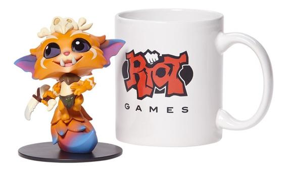 Gnar Miniatura League Of Legends - Lol - Riot - #22