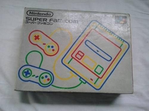 Console Snes Nintendo Super Famicom Console Super Famicom