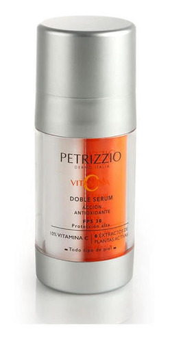 Doble Serum Vitamina C Petrizzio
