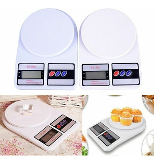 Bascula Digital Peso De Cocina Pesa De 1 Gramo A 10 Kilos
