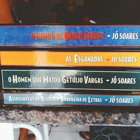 Box Quatro Romances De Jô - Companhia Das Letras