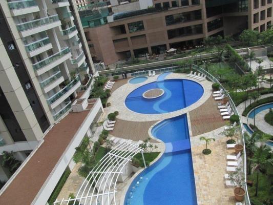Aluguel Lindo Apartamento Para Morar - Locação Brooklin - Fl0270