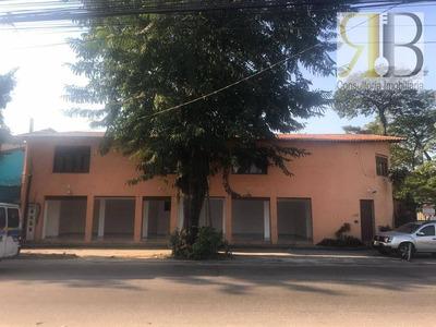 Loja Comercial Para Locação, Jacarepaguá, Rio De Janeiro. - Lo0041