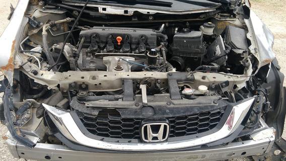 Sucata Honda Civic 14/15 - P/ Venda De Peças