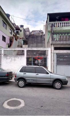 Terreno Residencial À Venda, Vila Nogueira, Diadema - Te4611. - Te4611