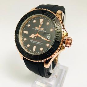 Reloj Rolex Yatch Master Automatico Para Hombre
