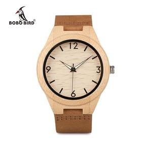 Relógio Bobo Bird C-a40 + Brinde