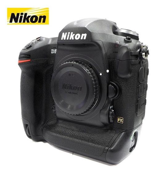 Câmera Nikon D5 Xqd 20,8 Mp Vídeo 4k - Corpo - Só 700 Clicks