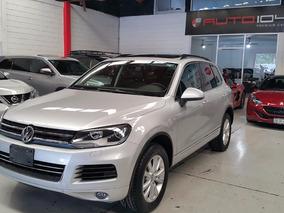 Volkswagen Touareg Navi 2012