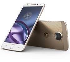 Smartphone Motorola Moto Z 32gb Branco/dourado