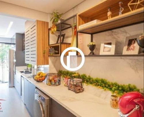 Imagem 1 de 15 de Apartamento - Jardim Santo Antonio - Ref: 16000 - V-re16958
