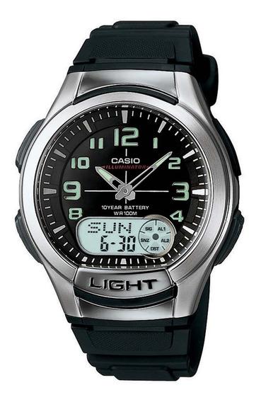 Relógio Casio - Aq-180w-1bvdf