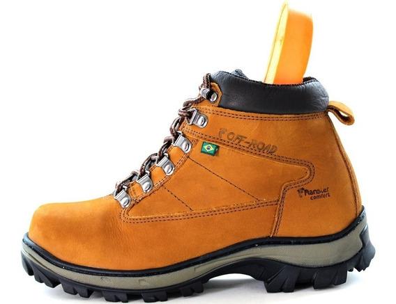 Cuturno Bota Trilha Trekking Masculina Calçados Promoção