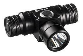 Lanterna Tática De Cabeça Invictus Cave T6 - 280 Lumens