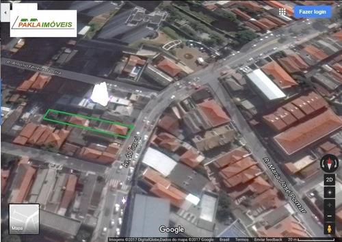 Terreno - Lauzane Paulista - Ref: 2896 - V-2896