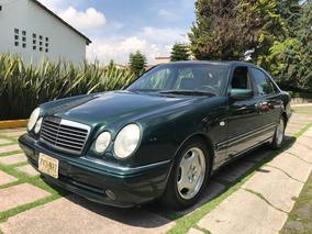Mercedes Benz Clase E E420