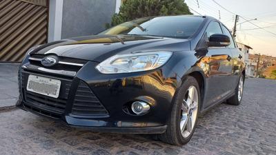 Ford Focus Sedan Se Aut. 2014 - Único Dono