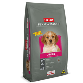Ração Royal Canin Club Performance Junior 15 Kg