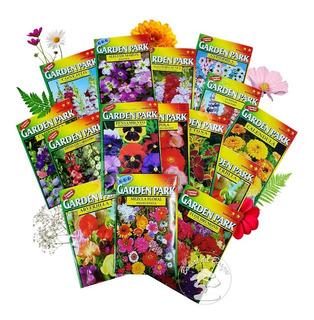 Semillas Florales Varias - Por Sobre