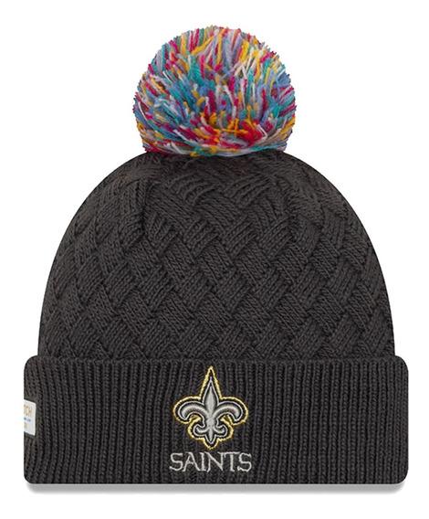 Touca Gorro New Orleans Saints Nfl Oficial New Era