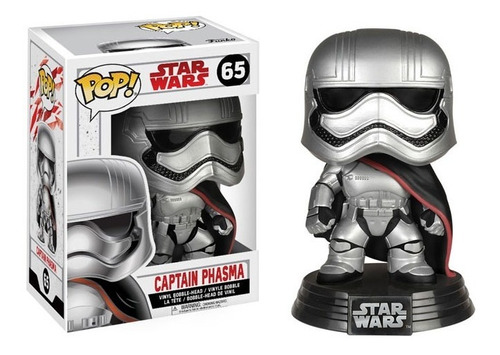 Funko Pop! Captain Phasma #65