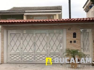 Casa Para Venda - Parque Monte Alegre - 4008d