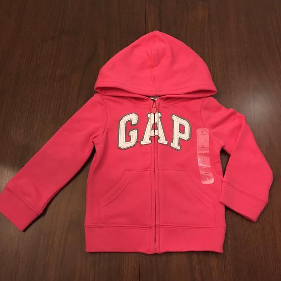 Moletom Infantil (18-24m) Rosa Gap - Feminino