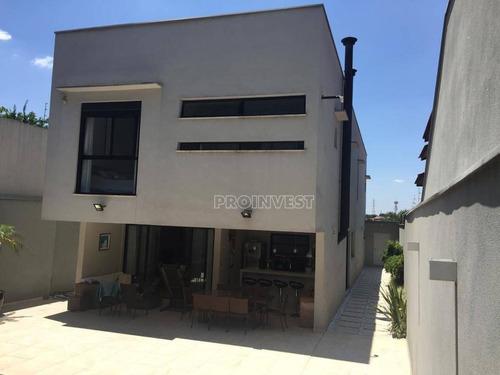 Imagem 1 de 30 de Casa Com 4 Dormitórios À Venda, 460 M² Por R$ 1.950.000,00 - Parque Dos Príncipes - São Paulo/sp - Ca18748