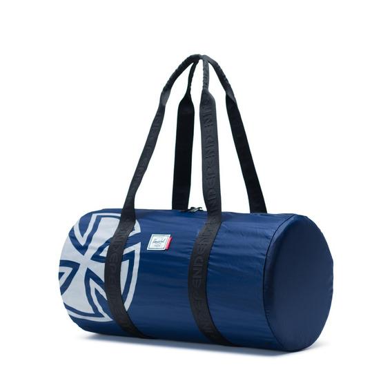 Bolso Herschel Plegable Duffle Independent Azul
