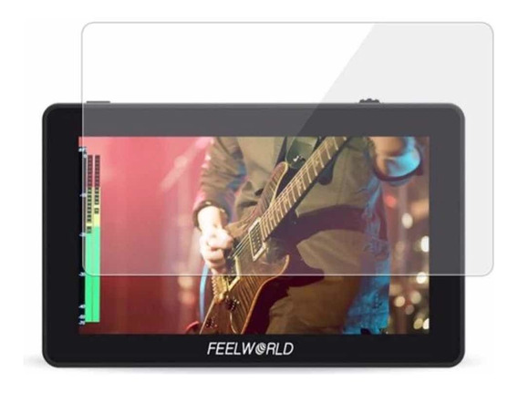 Monitor Feelworld F6 Plus 5.5 Polegadas + Película De Vidro