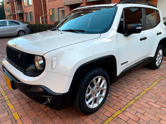 Jeep Renegade Sport Plus 1.8at