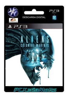 Ps3 Juego Aliens: Colonial Marines Pcx3gamers