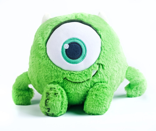 Imagen 1 de 4 de Peluche Mike Wazowski Monster Inc 25cm Pixar Classics 26981
