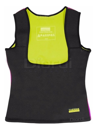 Chaleco Thermo Shapers Tallas S, M, L, Xl Td Lince