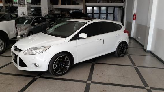 Ford Focus Ill 2.0 Titanium Mt 1°dueño Imperdible! El Mejor!
