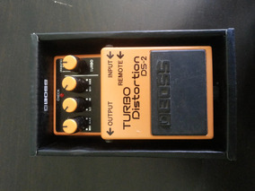 Pedal Boss Turbo Distortion