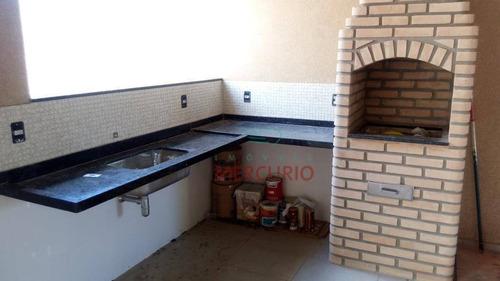 Casa Residencial À Venda, Vila Pacífico, Bauru. - Ca2144